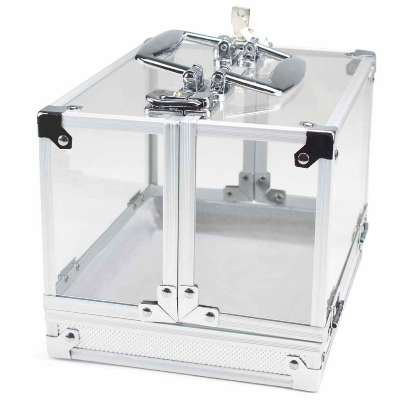 600 Ct Acrylic Carrier