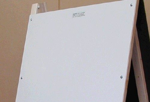 Beka Washable Magnet Board for Double-Sided Easel