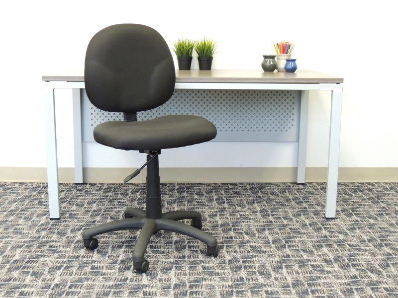 Boss Diamond Task Chair In Black