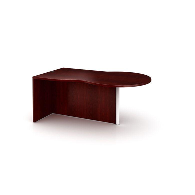Boss P-desk Shell, Right Side