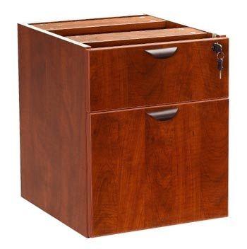 Boss 2 Hanging Pedestal-3/4 Box/File , Cherry
