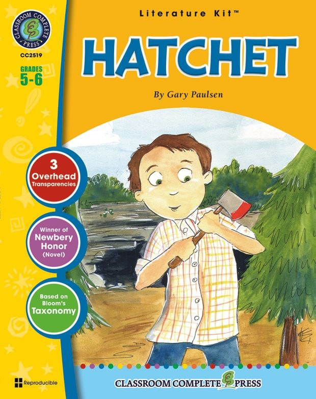 Classroom Complete Regular Education Literature Kit: Hatchet, Grades - 5, 6