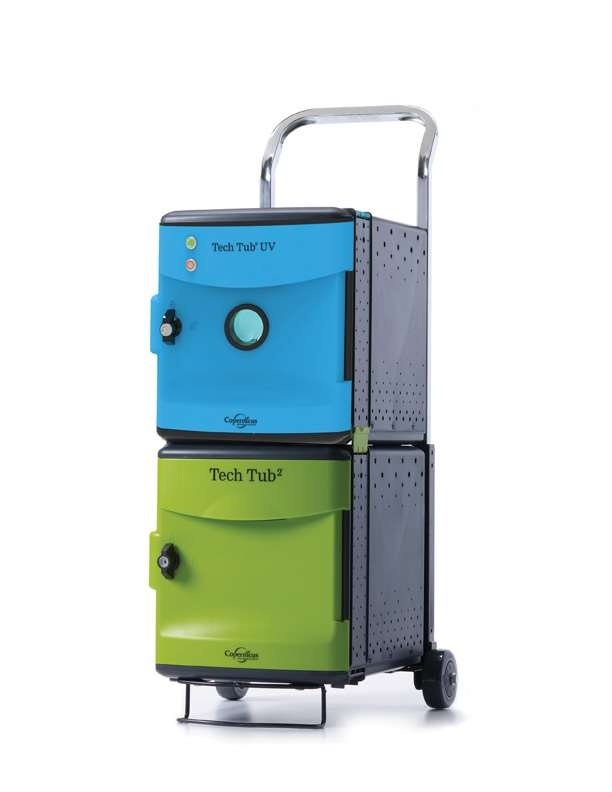 Copernicus Tech Tub2 Trolley With UV Tub – Charges 6 Devices