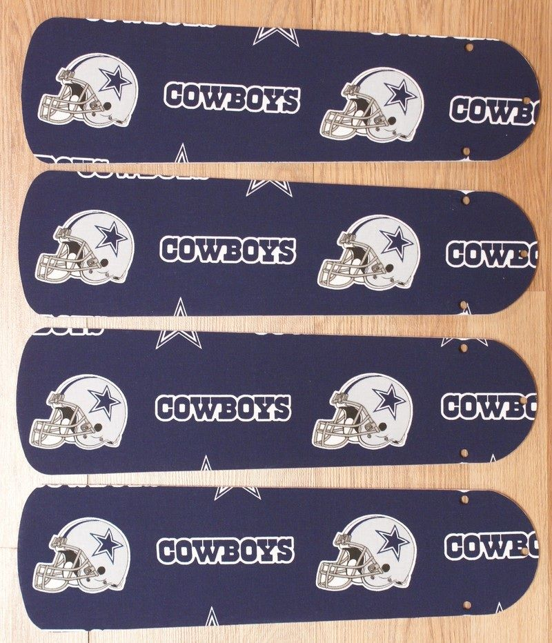 Ceiling Fan Designers NFL Dallas Cowboys Fan/Blades