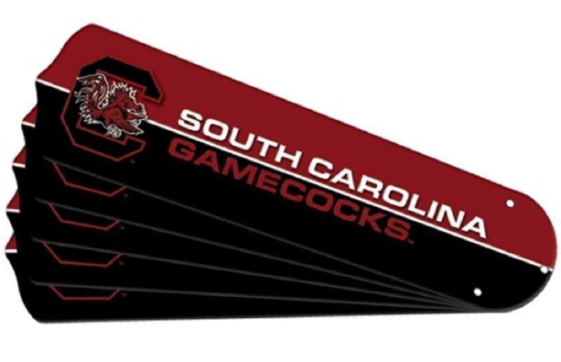"New Ncaa Usc South Carolina Gamecocks 42"" Ceiling Fan"