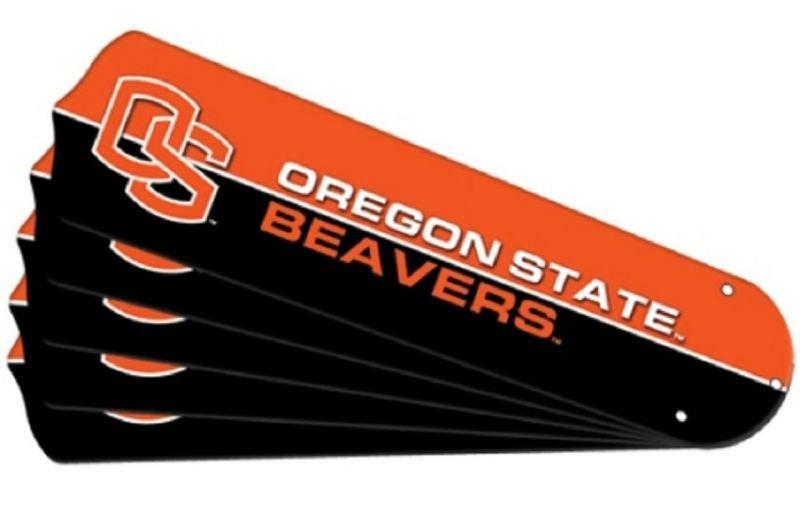 """New Ncaa Oregon State Beavers 42"""" Ceiling Fan"""