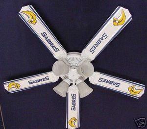 Ceiling Fan Designers NHL Buffalo Sabres Fan/Blades
