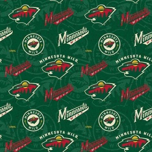 Ceiling Fan Designers NHL Minnesota Wild Fan/Blades