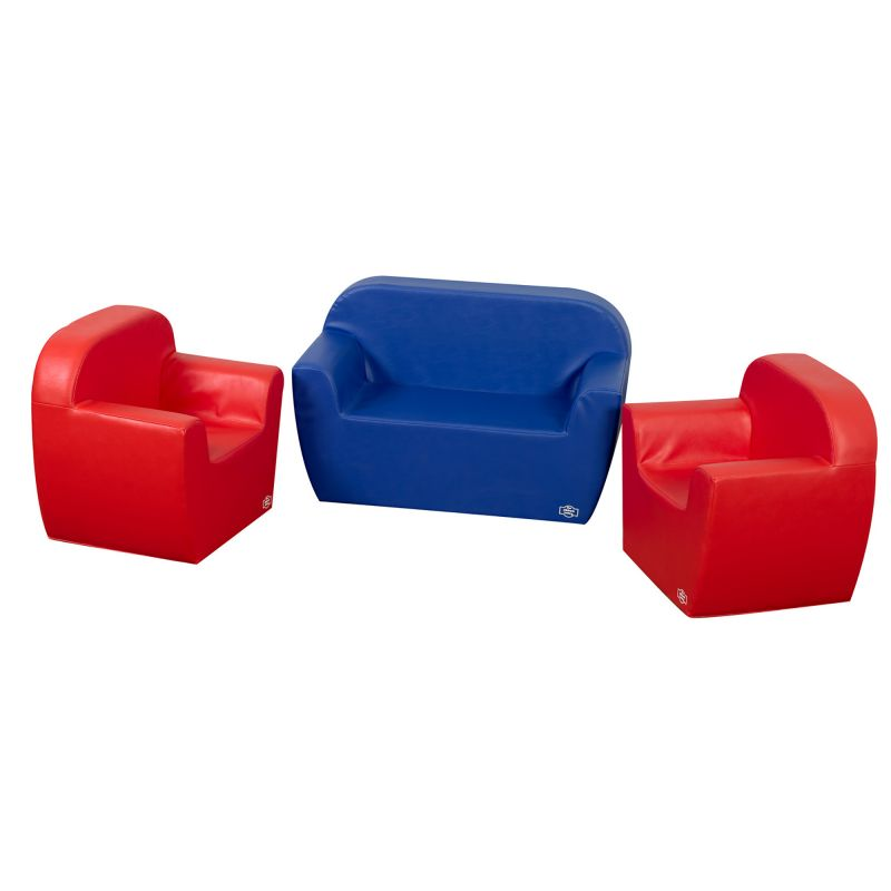 Club Seating – Primary 3 Piece