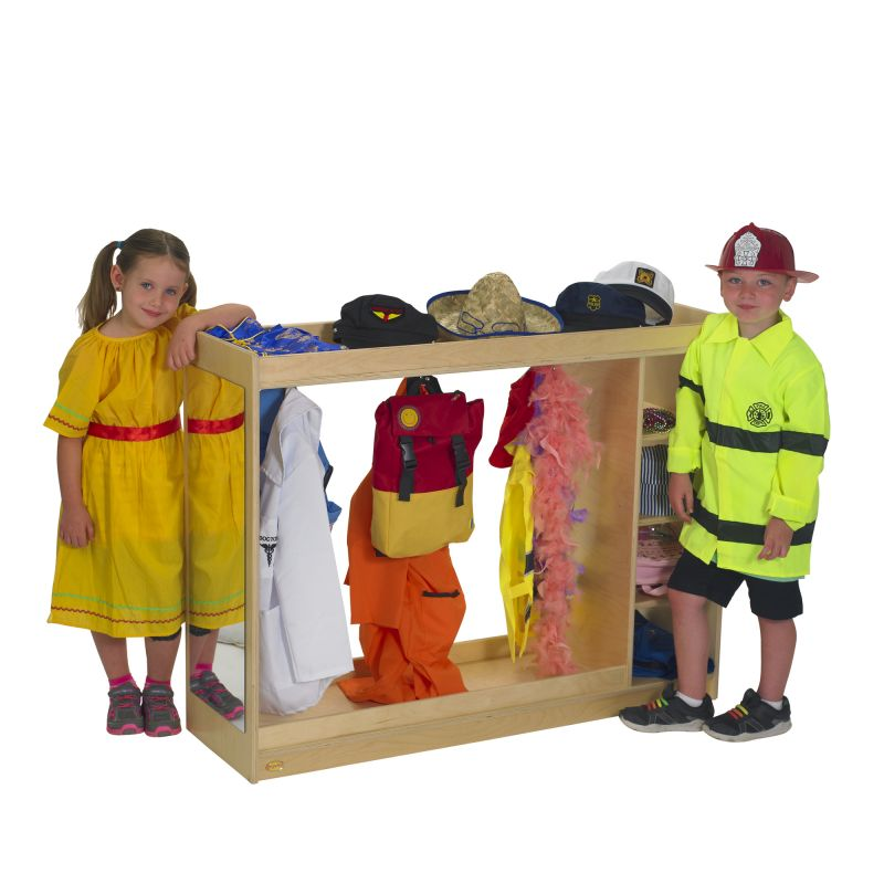 Dress Up Storage Center