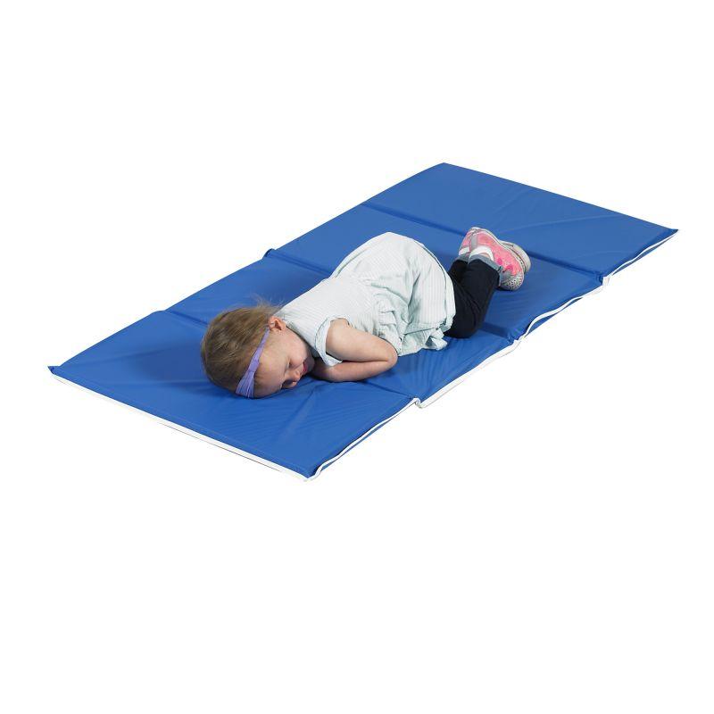 1″ Tough Duty Folding Rest Mat – Blue