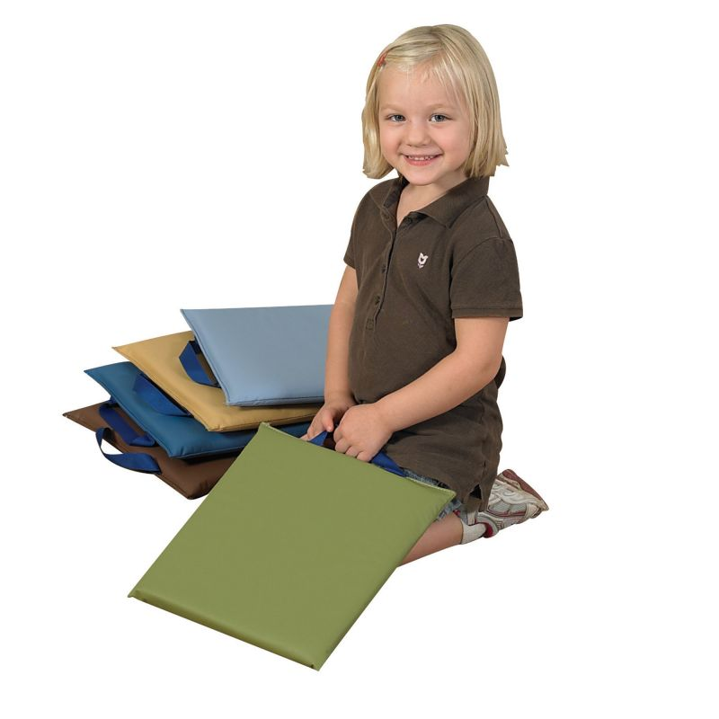 12″ Woodland Sit-upons – Set Of 5