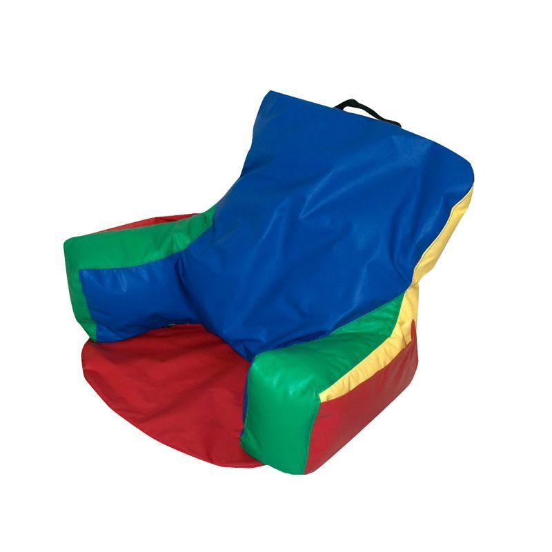 Sit-n-read Bean Bag – Rainbow
