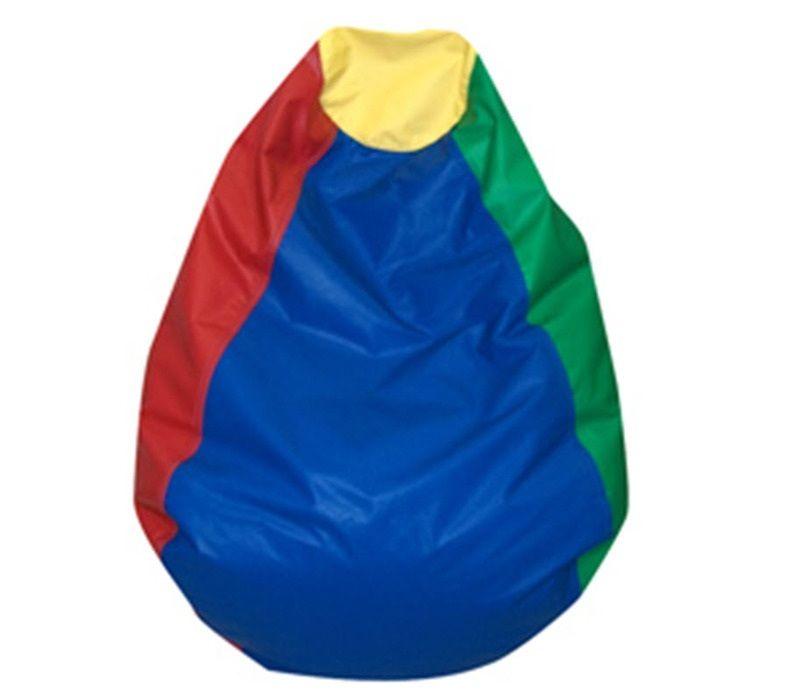 Tear Drop Bean Bag – Rainbow