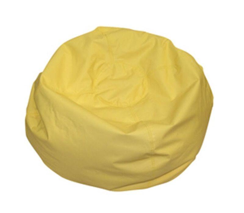 Go2 Bean Bag 26″ Round – Yellow