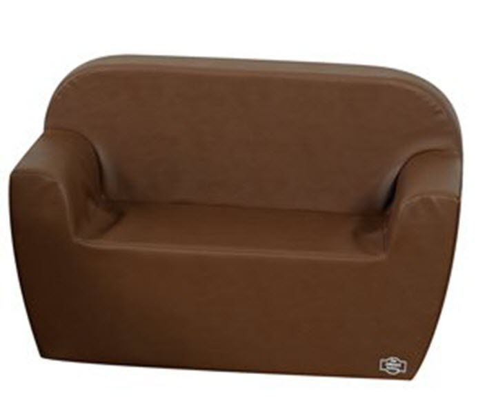 Club Sofa – Walnut