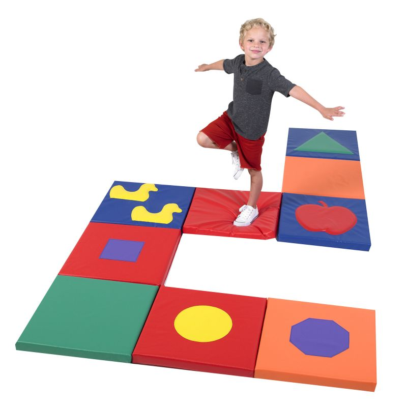 Shape & Play Sensory Mat Squares