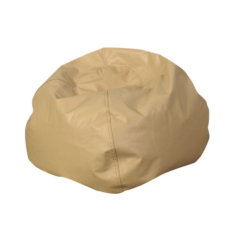 Go2 Bean Bag 35″ Round – Almond