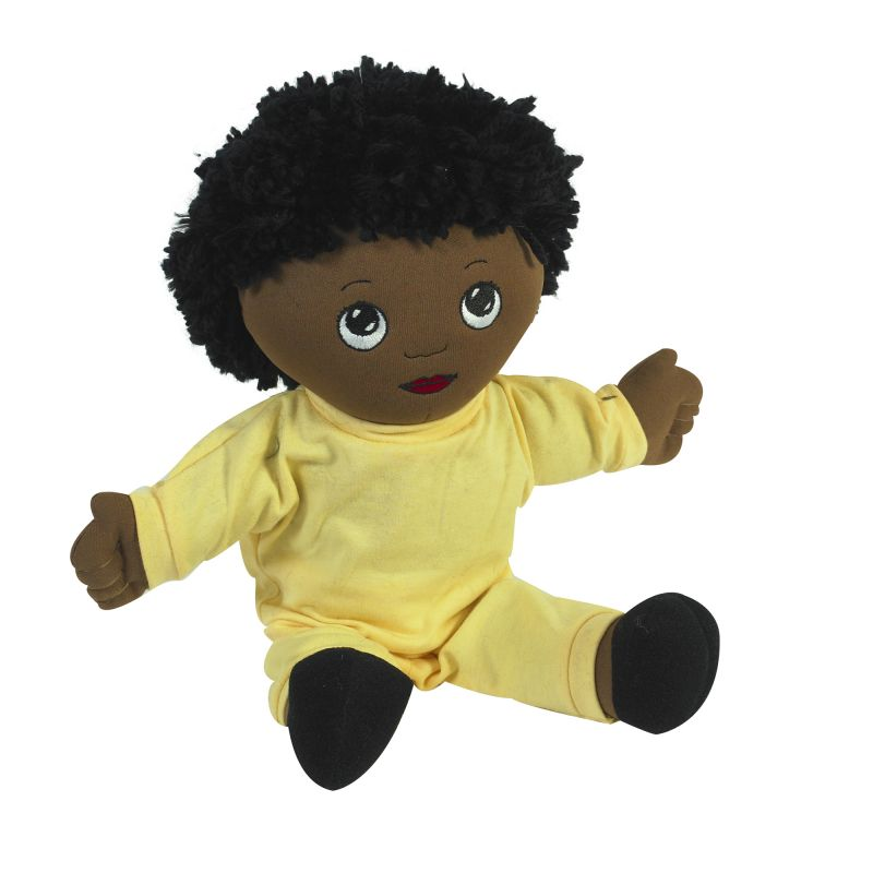 Sweat Suit Doll – African American Boy