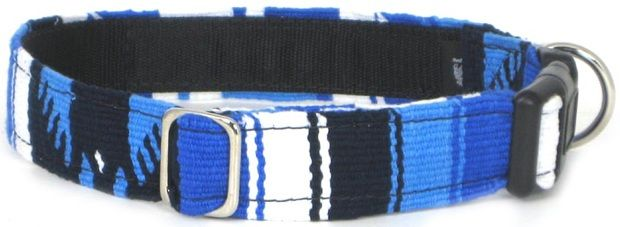 Color Pet™ Maya Ocean Collar: Small