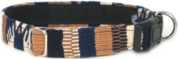 Color Pet™ Maya Custom Personalized Western Collar: Small