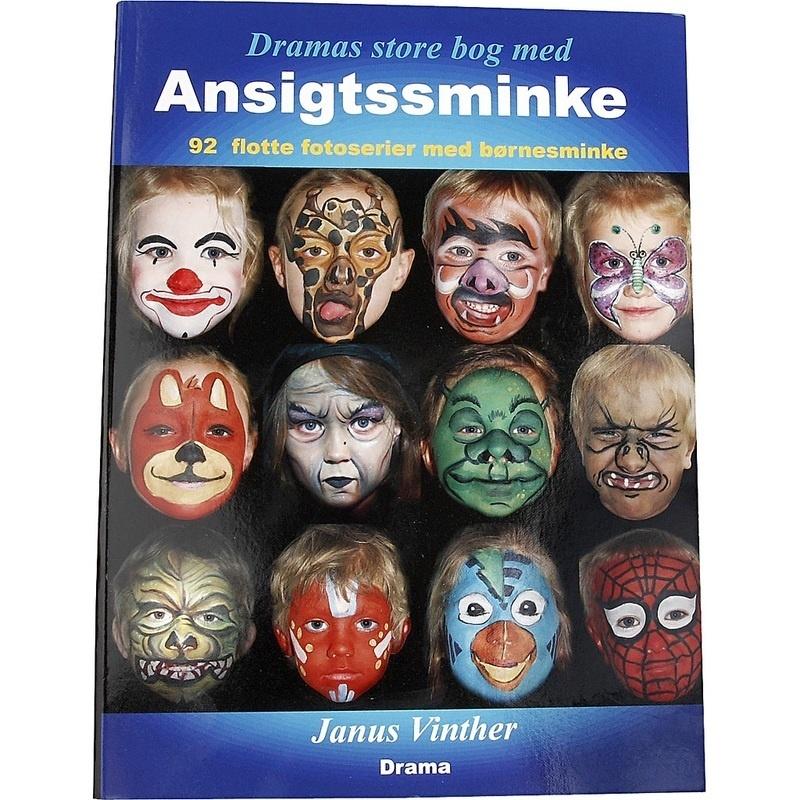 Creativ Company Ansigtssminke, 1 Pc