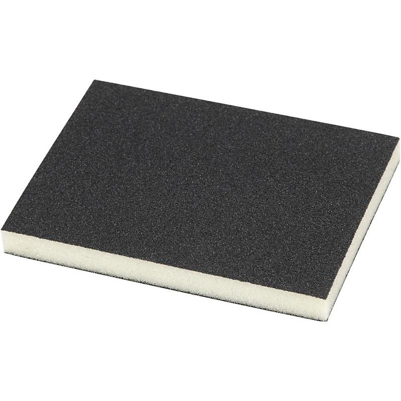 Creativ Company Sanding Sponge, 9,5x12 Cm, 4 Pc