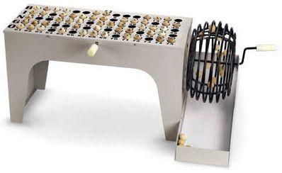 Speedy Automatic Bingo Cage