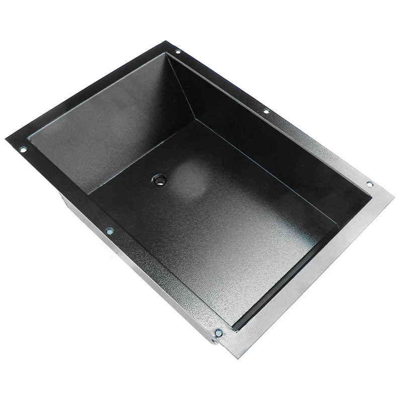 Rod Saver Flat Foot Recessed Tray F/motorguide Foot Pedals