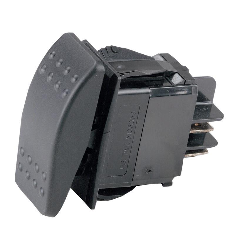 Marinco Sealed Rocker Switch - Dpst On/on