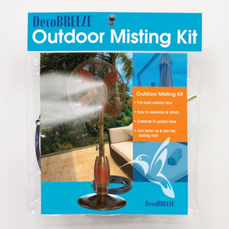 Outdoor Fan Misting Kit