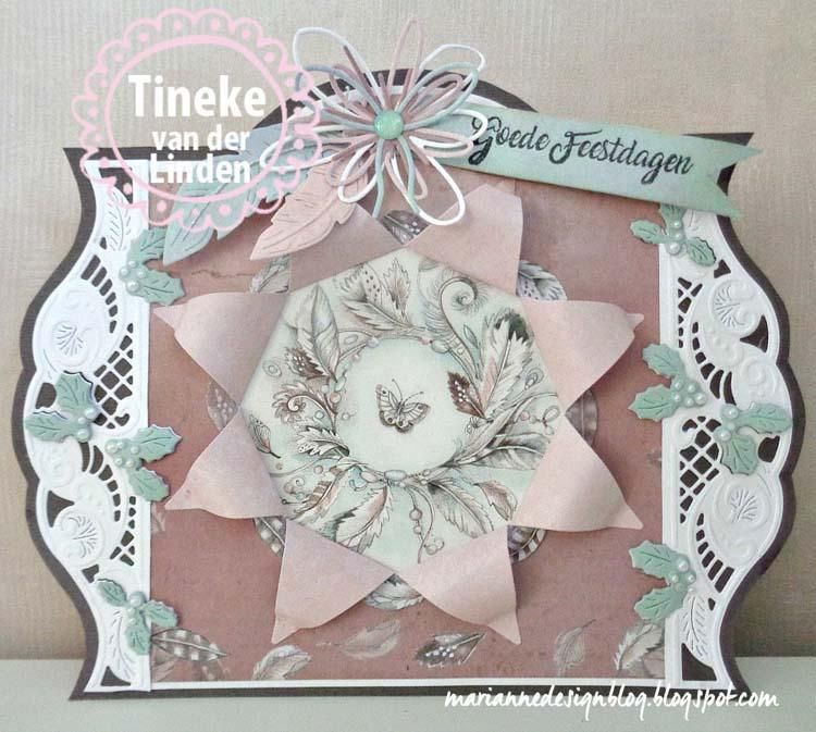 Marianne Design Collectables Giftwrapping - Karin's Pins & Bows