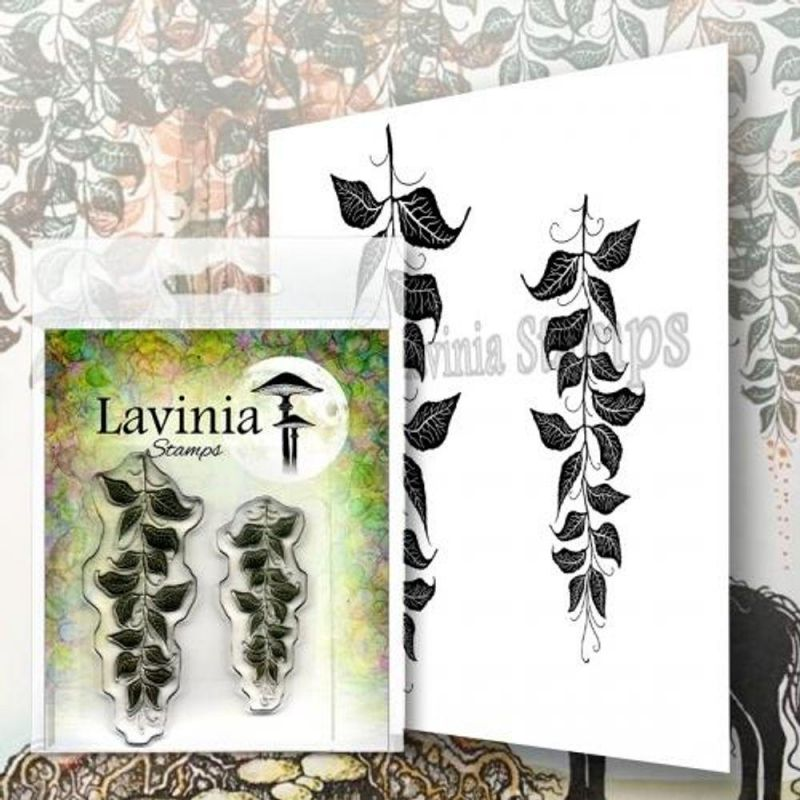 Lavinia Stamp - Berry Leaves