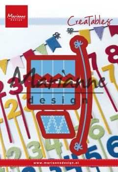 Marianne Design Creatables Bunting Banners