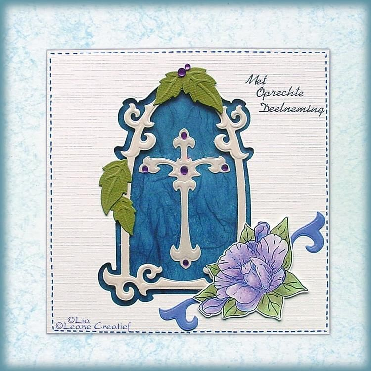 Clear Stamp Flower