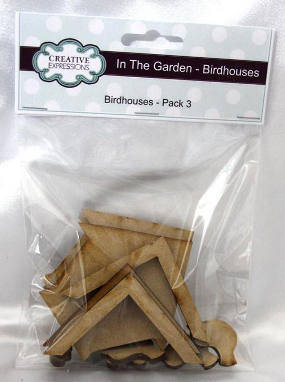 Mdf In The Garden Birdhouse