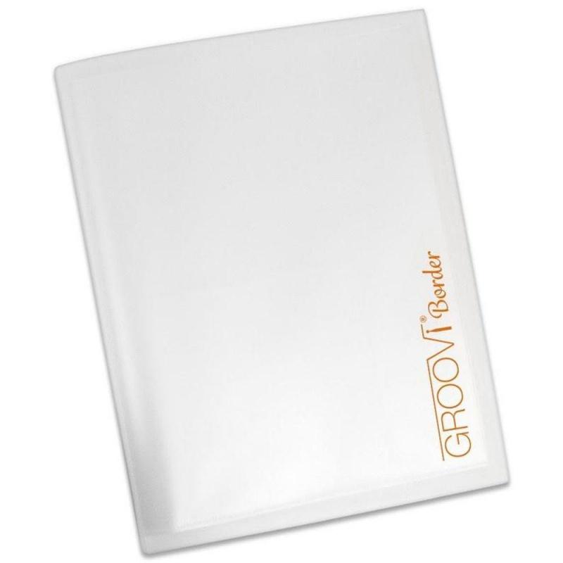 Groovi Border Plate Folder