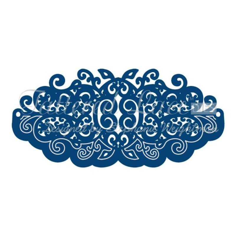 Tattered Lace Dies - The Edge Baroque