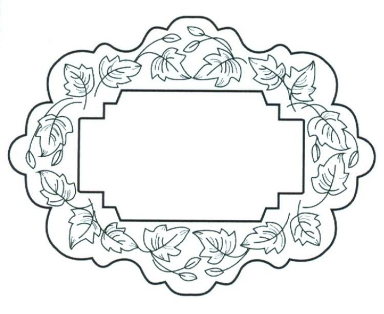 Ce Foam Stamps - Tumbling Leaves