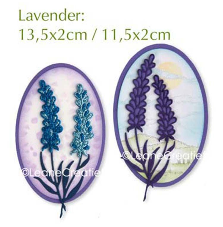 Leabilities Die - Lavender