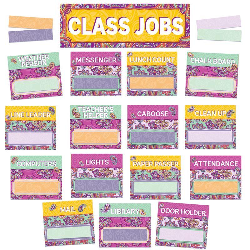 Paisley Class Jobs Mini Bb St