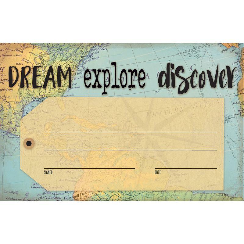 Dream Explore Discover Awards Travel The Map