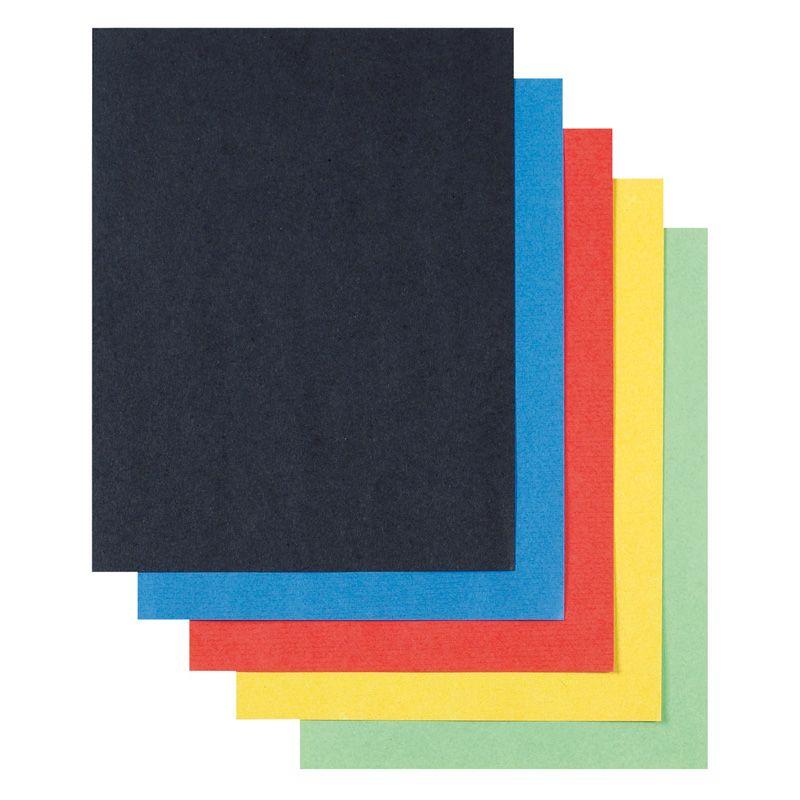 Super Value Poster Board Asstd Colors 22X28 50 Shts