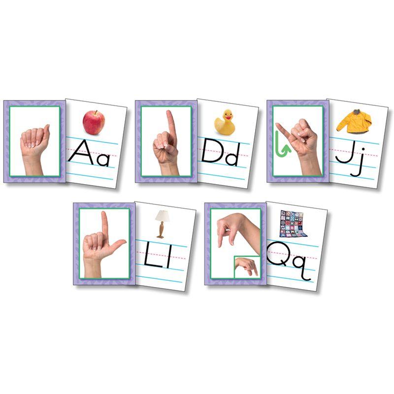 American Sign Language Cards Set Of 26
