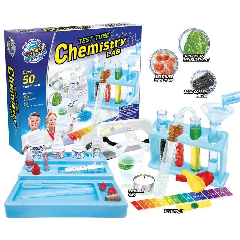 Test Tube Chemistry Set