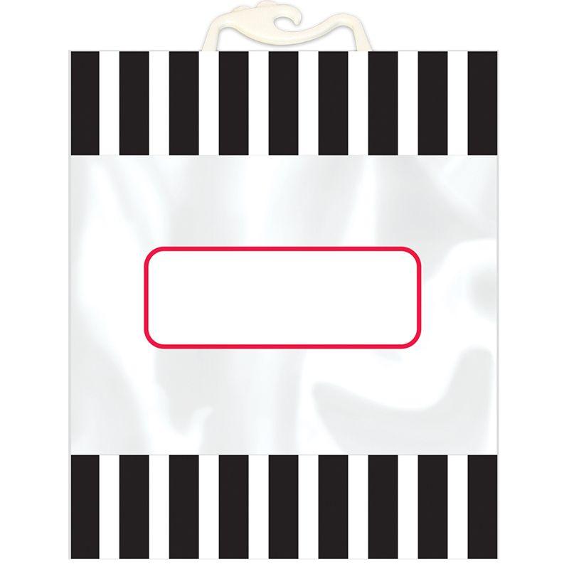 Bold Stripes Book Buddy Bag