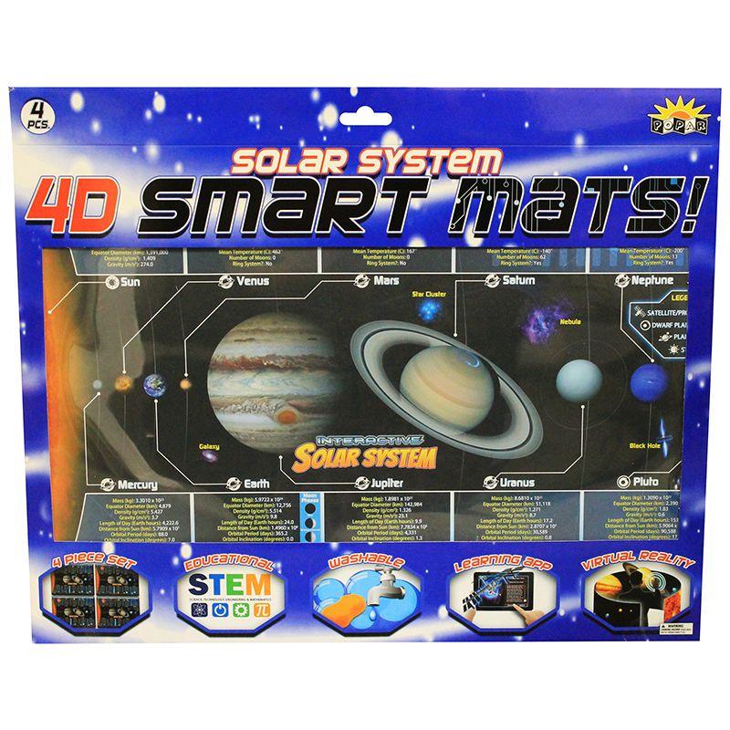 Solar System Smart Mats Set Of 4