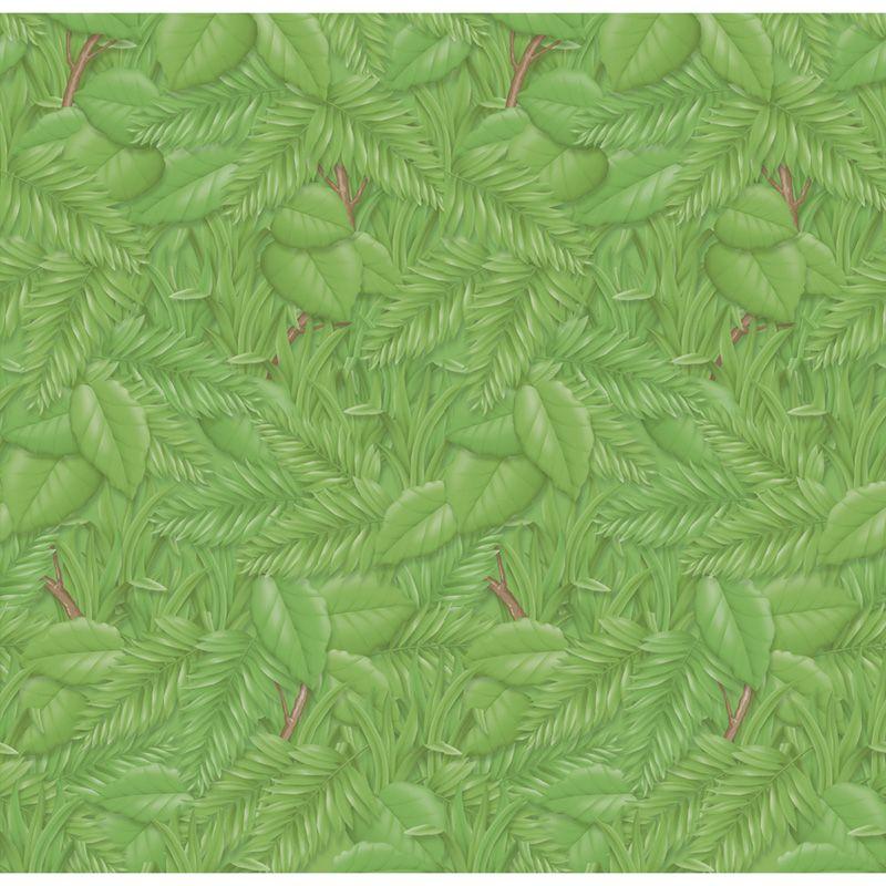 Fadeless 48X12 Tropical Foliage 4Rl Per Carton