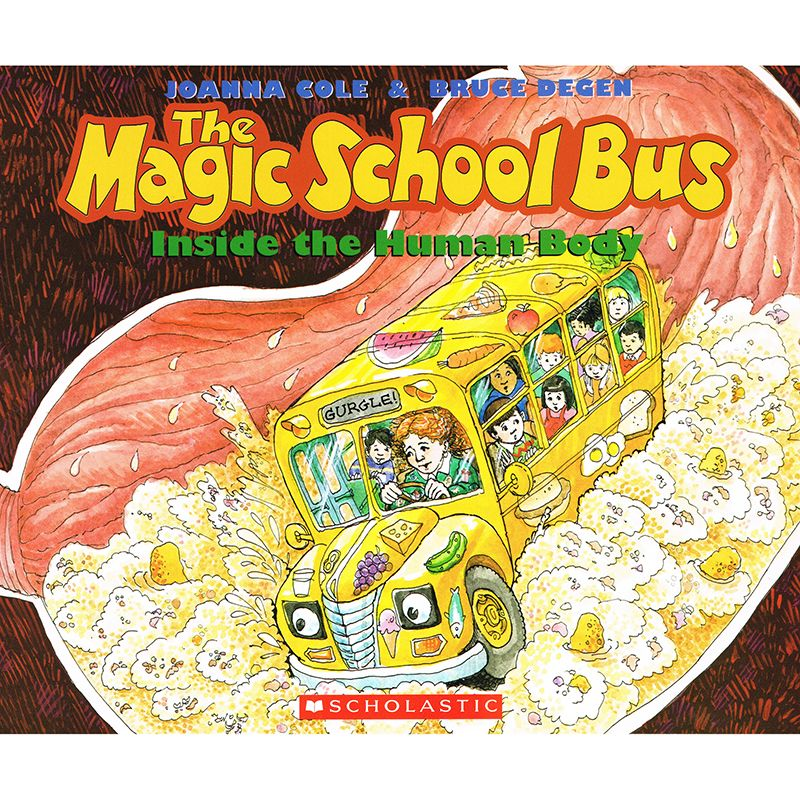Magic Schl Bus Inside