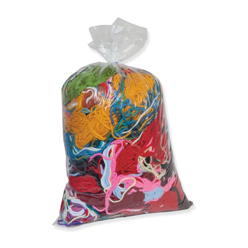 Remnant Yarn Pack Assorted Colors Assorted Sizes
